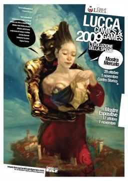 LuccaComics2009